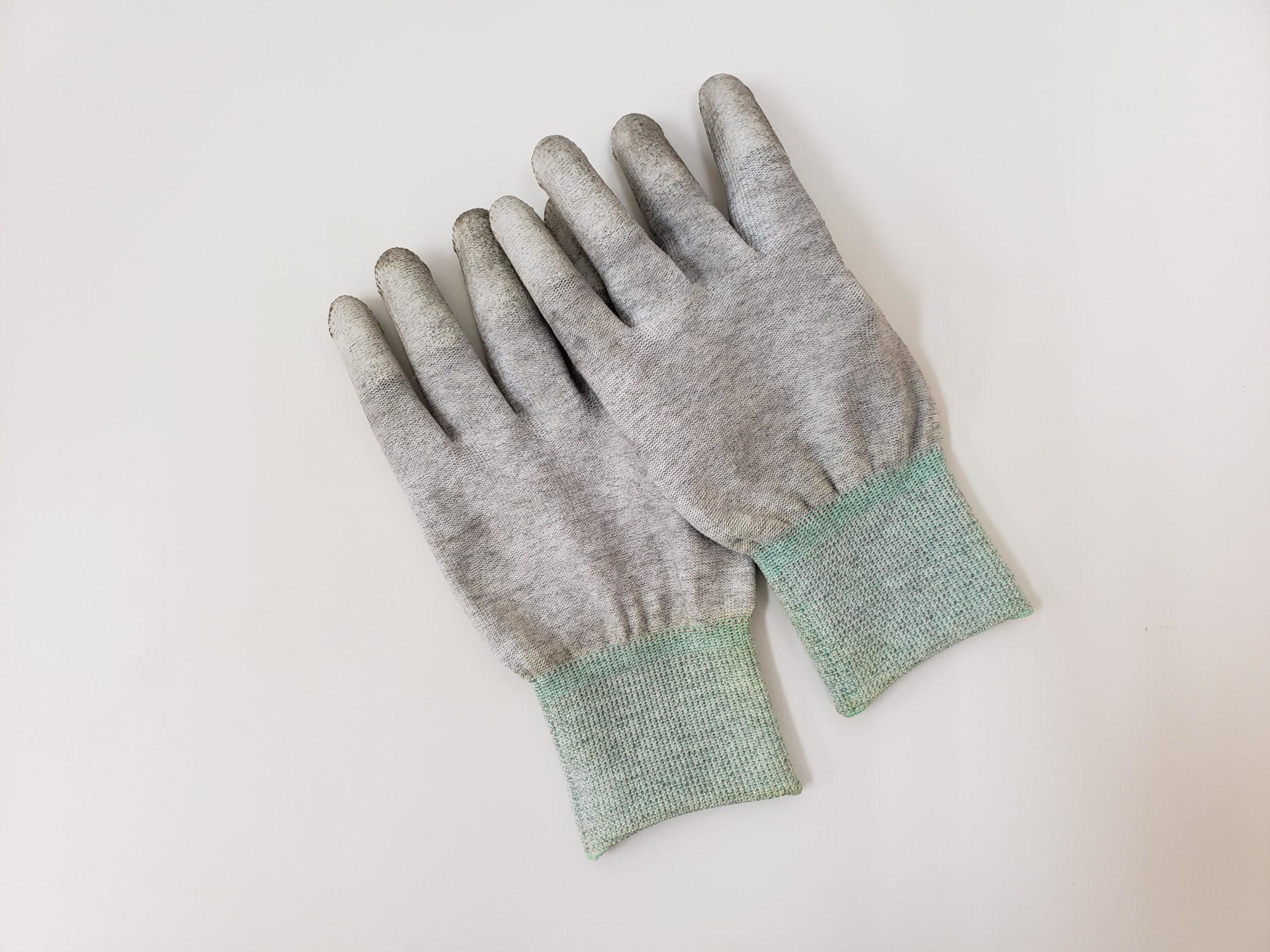 静電気防止手袋